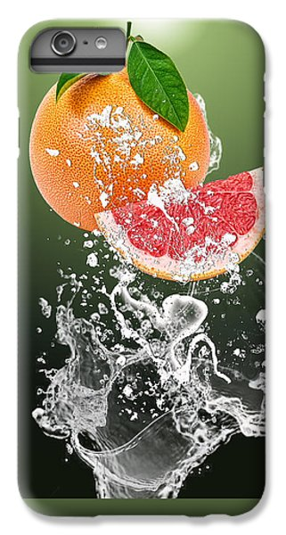 Grapefruit Splash IPhone 6 Plus Case