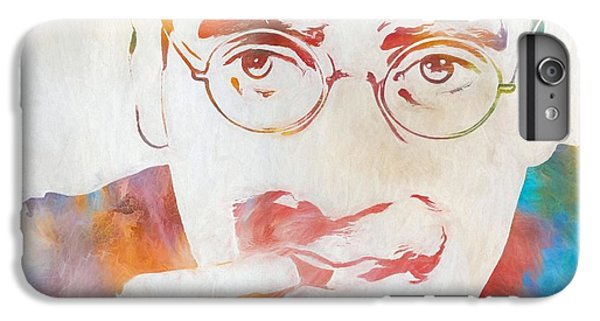 Groucho Marx IPhone 6 Plus Case by Dan Sproul
