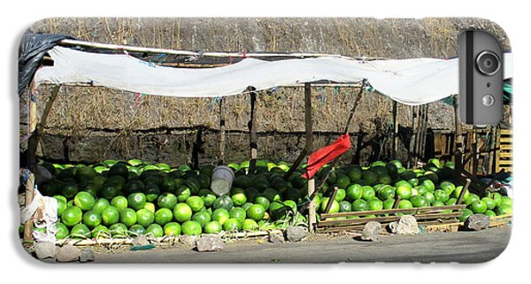 Guatemala Stand 2 IPhone 6 Plus Case by Randall Weidner