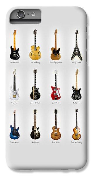 Guitar Icons No2 IPhone 6 Plus Case
