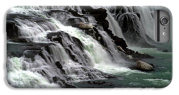 Gullfoss Waterfalls, Iceland IPhone 6 Plus Case