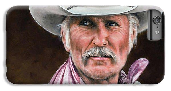 Dove iPhone 6 Plus Case - Gus Mccrae Texas Ranger by Rick McKinney