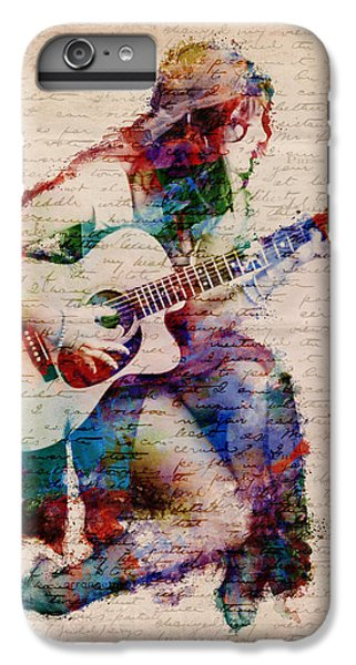 Gypsy Serenade IPhone 6 Plus Case by Nikki Smith