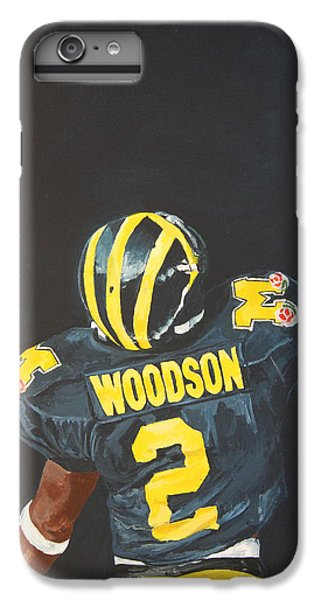 Football iPhone 6 Plus Case - Hail Yes by Travis Day