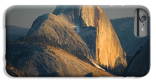 Half Dome At Sunset - Yosemite IPhone 6 Plus Case