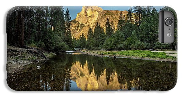 Half Dome From  The Merced IPhone 6 Plus Case