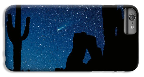 Halley's Comet IPhone 6 Plus Case