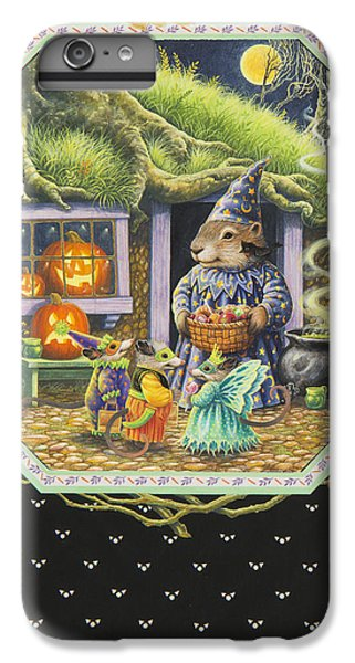 Halloween Treats IPhone 6 Plus Case by Lynn Bywaters