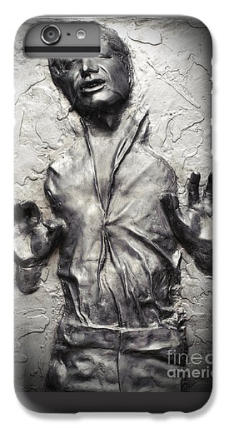 buy online 93000 857b9 Han Solo Carbonite iPhone 6 Plus Cases | Fine Art America