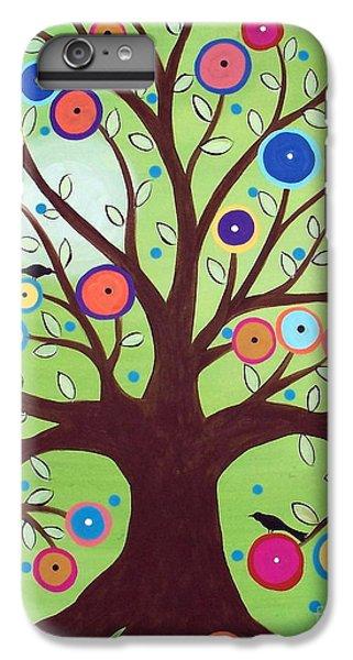 Happy Tree IPhone 6 Plus Case