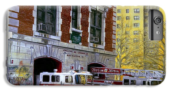 Harlem Hilton IPhone 6 Plus Case by Paul Walsh
