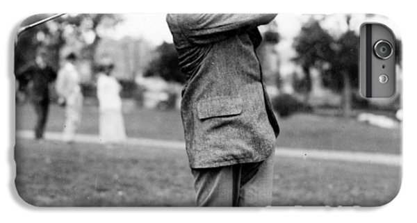 Harry Vardon - Golfer IPhone 6 Plus Case by International  Images