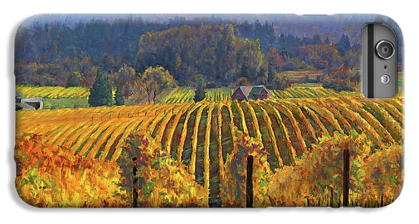 Harvest Gold IPhone 6 Plus Case by Michael Orwick