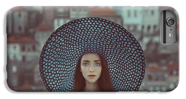 Portraits iPhone 6 Plus Case - Hat And Houses by Anka Zhuravleva