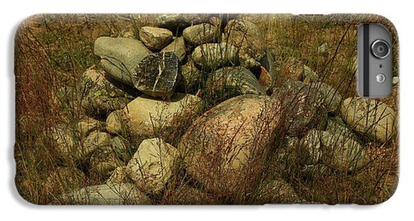 Heap Of Rocks IPhone 6 Plus Case by Nareeta Martin