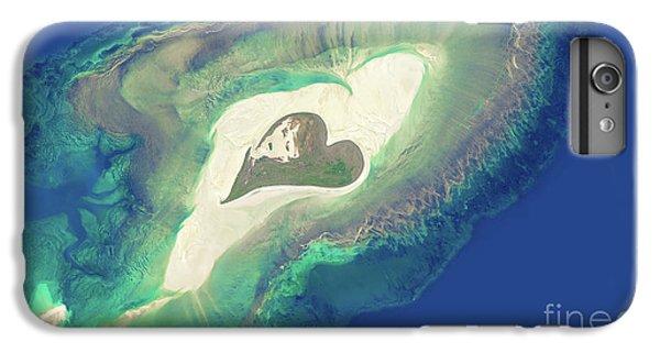 Heart Of The Ocean IPhone 6 Plus Case