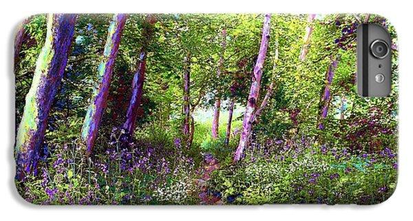 Heavenly Walk Among Birch And Aspen IPhone 6 Plus Case
