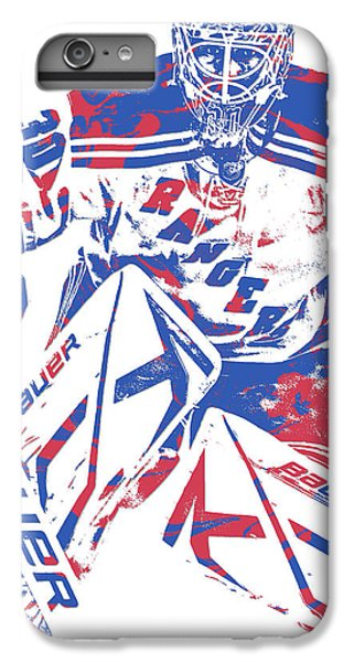 Henrik Lundqvist Iphone 6 Plus Cases Fine Art America
