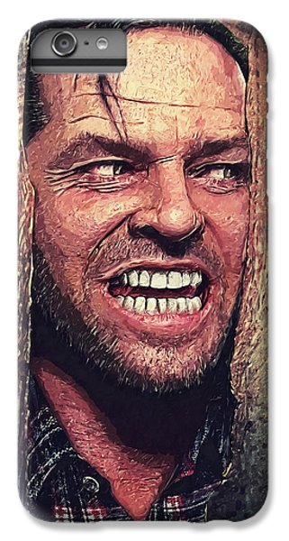 Here's Johnny - The Shining  IPhone 6 Plus Case