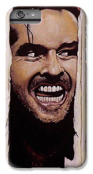 Here's Johnny IPhone 6 Plus Case
