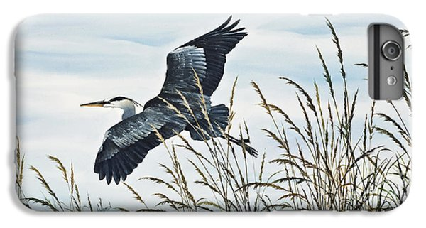 Herons Flight IPhone 6 Plus Case by James Williamson