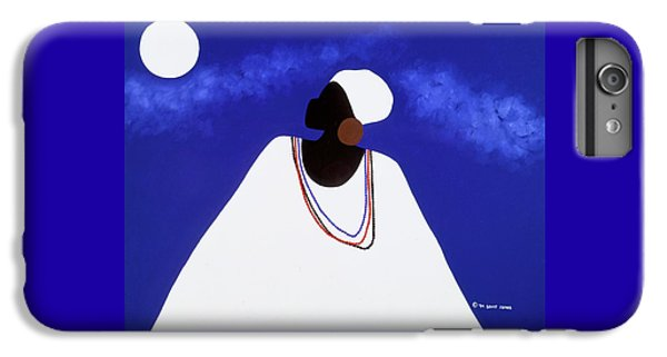 iPhone 6 Plus Case - High Priestess I by Synthia SAINT JAMES