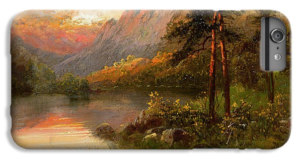Highland Solitude IPhone 6 Plus Case