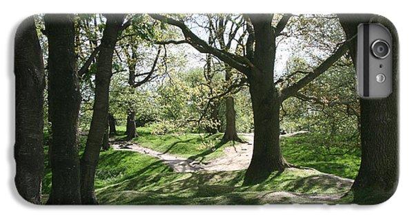 Hill 60 Cratered Landscape IPhone 6 Plus Case