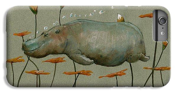 Hippo Underwater IPhone 6 Plus Case