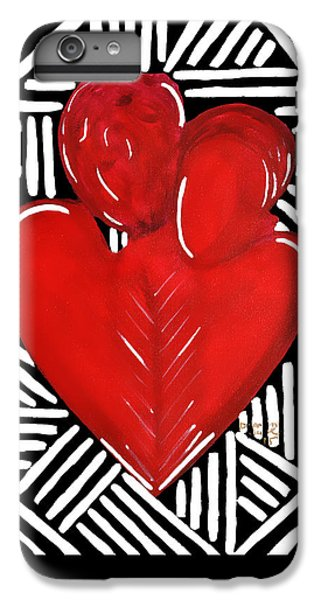 Hold Me IPhone 6 Plus Case by Diamin Nicole