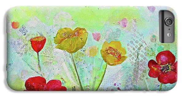 Tulip iPhone 6 Plus Case - Holland Tulip Festival II by Shadia Derbyshire