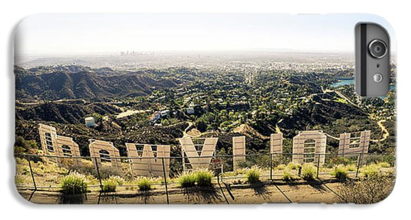 Hollywood IPhone 6 Plus Case by Michael Weber