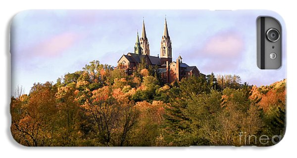 Holy Hill Basilica, National Shrine Of Mary IPhone 6 Plus Case by Ricky L Jones