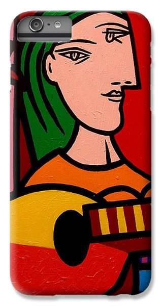 Homage To Picasso IPhone 6 Plus Case