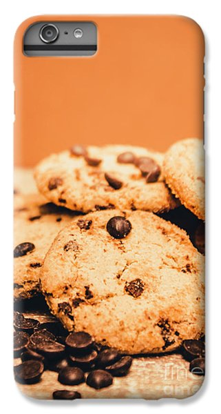 Home Baked Chocolate Biscuits IPhone 6 Plus Case