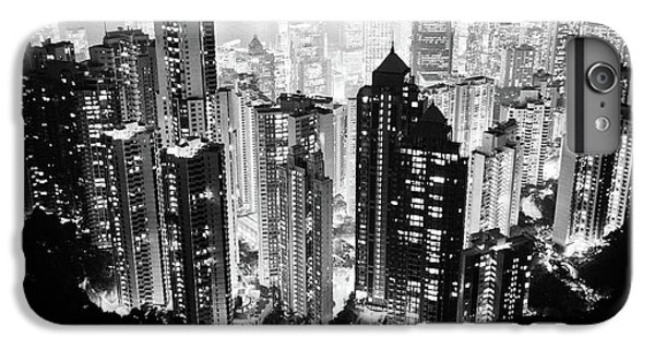 Hong Kong Nightscape IPhone 6 Plus Case by Joseph Westrupp