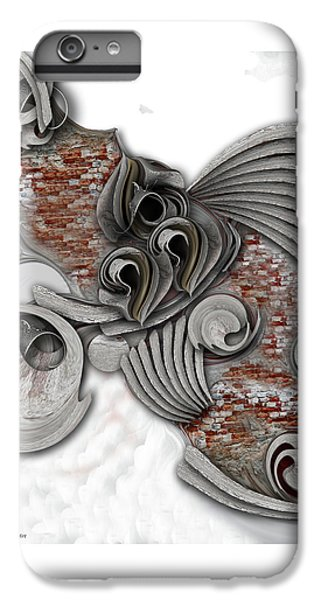 IPhone 6 Plus Case featuring the digital art Hope Of Life  by Carmen Fine Art