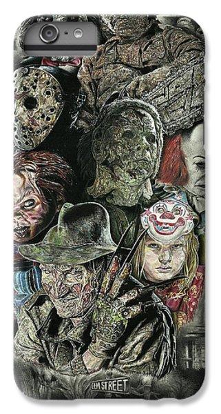 Horror Movie Murderers IPhone 6 Plus Case