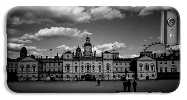London iPhone 6 Plus Case - #horseguards #london #thisislondon #uk by Ozan Goren