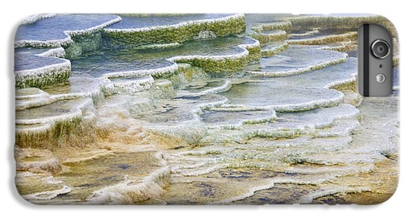 IPhone 6 Plus Case featuring the photograph Hot Springs Runoff by Gary Lengyel