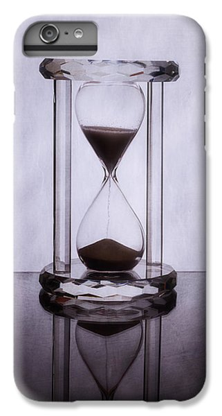 Visual iPhone 6 Plus Case - Hourglass - Time Slips Away by Tom Mc Nemar
