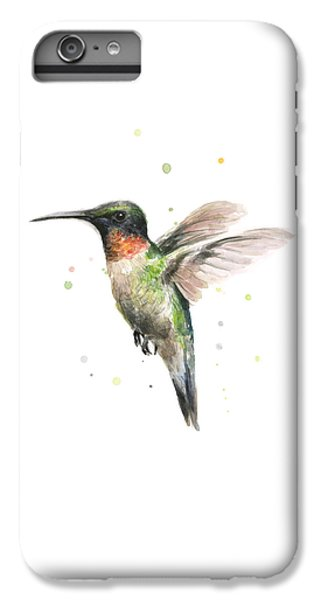 Hummingbird IPhone 6 Plus Case