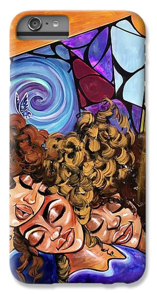 iPhone 6 Plus Case - I Am My Sisters Keeper by Artist RiA