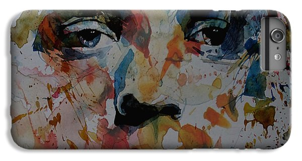 Musicians iPhone 6 Plus Case - I Know It's Only Rock N Roll But I Like It by Paul Lovering