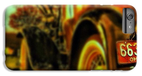 iPhone 6 Plus Case - I Love This #classiccar Photo I Took In by Pete Michaud