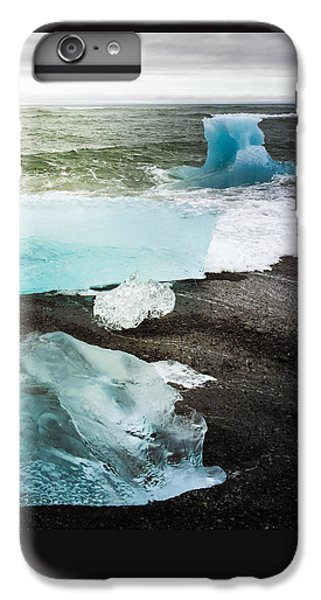 Iceberg Pieces Jokulsarlon Iceland IPhone 6 Plus Case