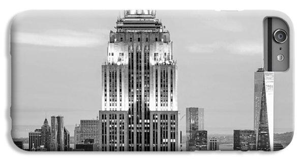 Iconic Skyscrapers IPhone 6 Plus Case by Az Jackson