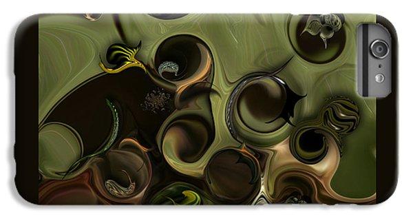 IPhone 6 Plus Case featuring the digital art Idea And Intensity by Carmen Fine Art