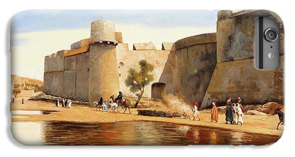 Castle iPhone 6 Plus Case - Il Castello by Guido Borelli
