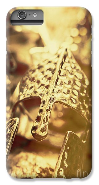 Knight iPhone 6 Plus Case - Illuminating The Dark Ages by Jorgo Photography - Wall Art Gallery